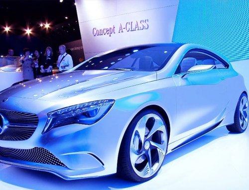 Mercedes-Benz – Messedoku. IAA 2011
