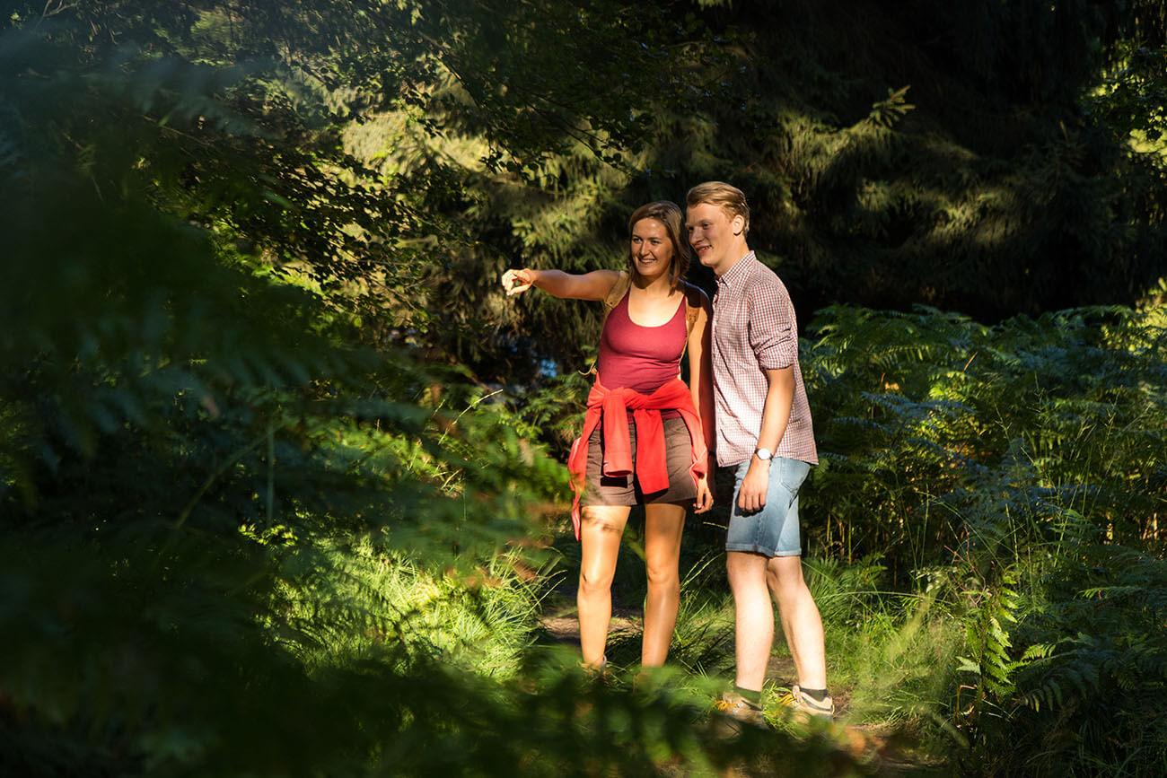 Fotografie Naturpark Münden
