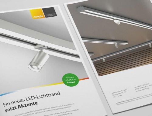 Skylight GmbH – 3D Visualisierung