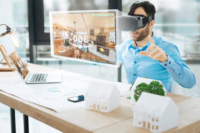 Panorama Rundgang virtuelle Realitaet