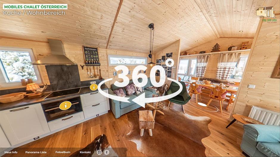 Virtueller 360° Rundgang