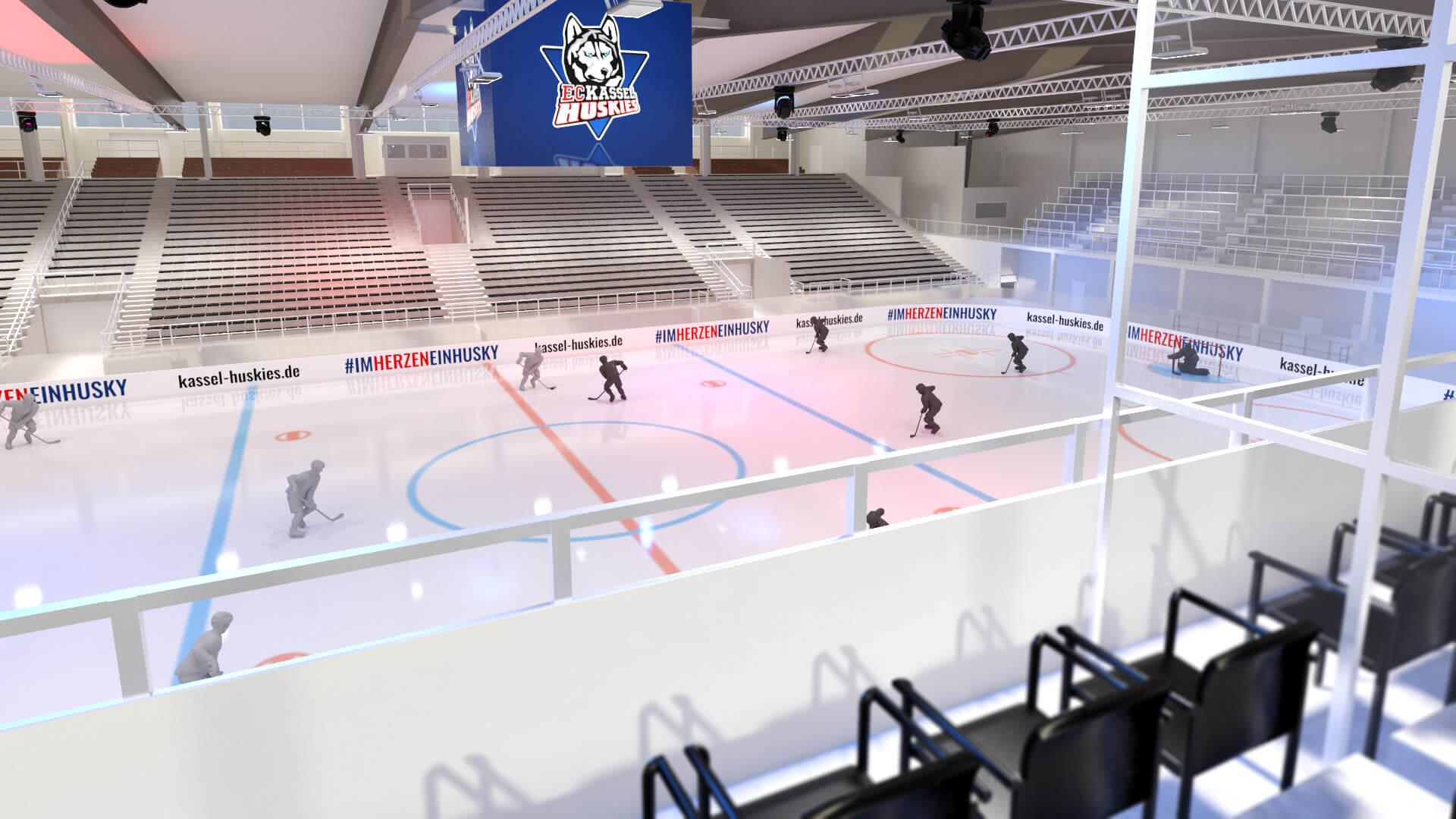 Kassel Huskies neue Eishalle 3D_3