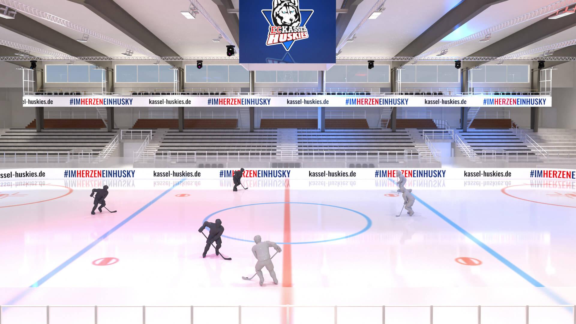 Kassel Huskies neue Eishalle 3D_4